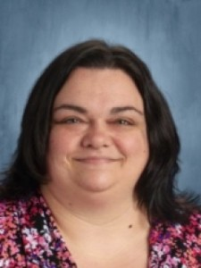 April Collins   Cafeteria Manager, Daycare
