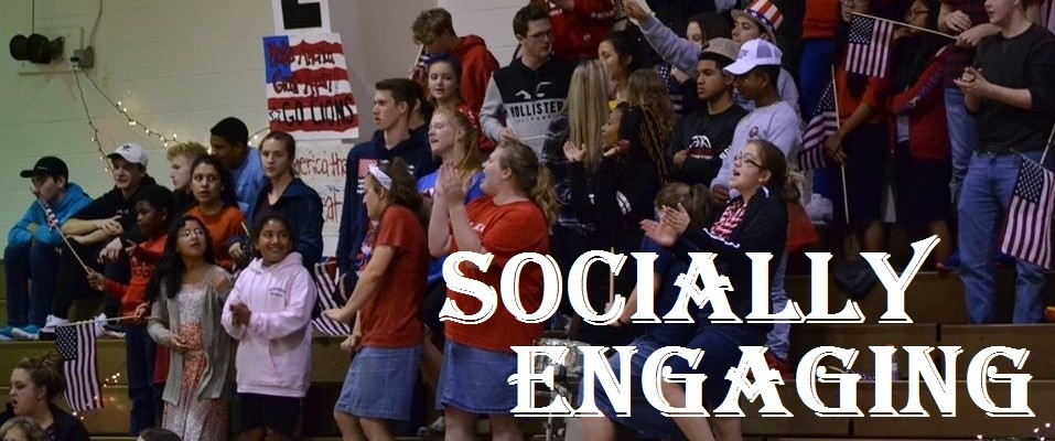 Socially Engaging
